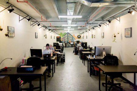 BrooklynWorks at 159 - coworking space in Brooklyn, New York city