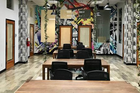 BKLYN Commons - coworking space in Brooklyn, New York city