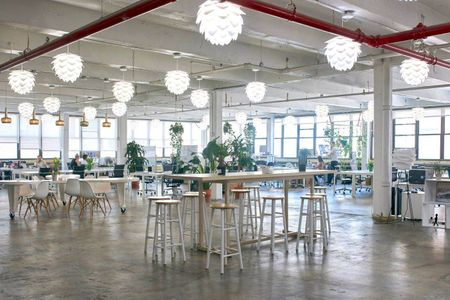 The Brass Factory - coworking space in Brooklyn, New York city