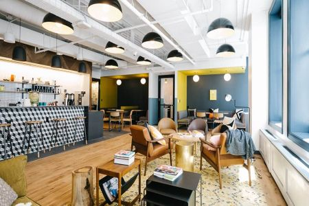 WeWork The National - coworking spaces in Chicago, Illinois