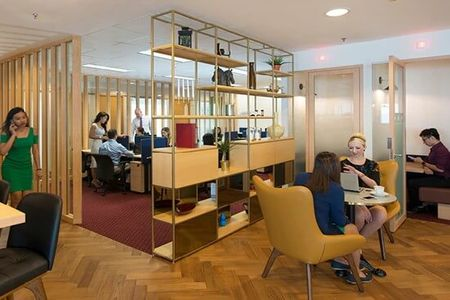 Servcorp - coworking spaces in Chicago, Illinois