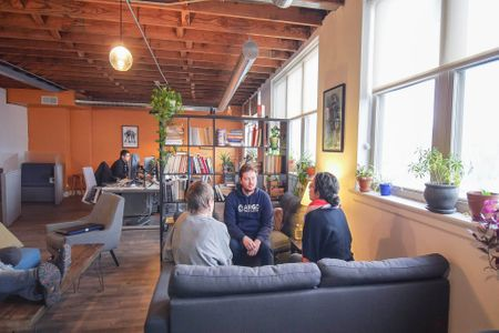 Second Shift - coworking spaces in Chicago, Illinois