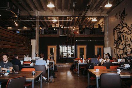Common Desk Deep Ellum - coworking spaces in Dallas, Texas