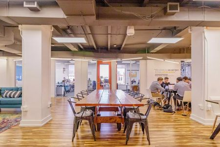Expansive Katy Building - coworking space in Dallas, Texas