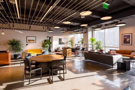 Industrious Arts District - coworking space in Dallas, Texas