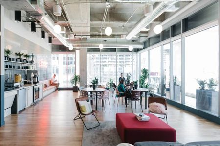 WeWork 1920 McKinney Ave - coworking space in Dallas, Texas