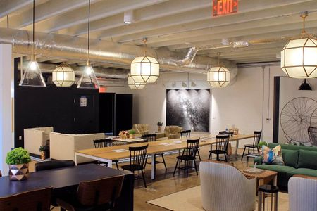 The Slate - coworking space in Dallas, Texas
