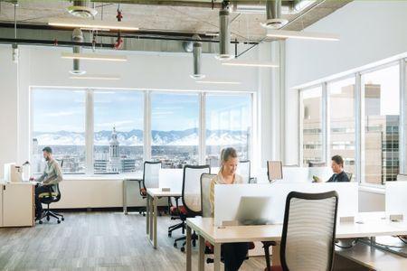 Venture X Denver - coworking space in Denver, Colorado