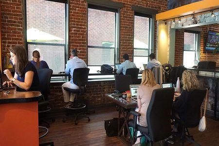 Shift Workspaces Bannock - coworking space in Denver, Colorado