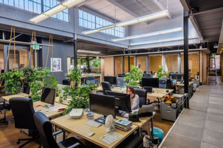 Thrive Workplace Ballpark - coworking space in Denver, Colorado