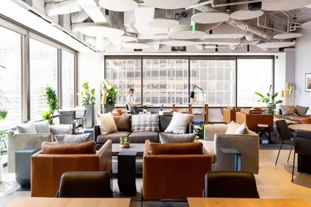Industrious Central Business District - coworking space in Denver, Colorado