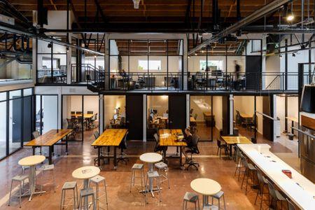 Alchemy Creative Workspace - coworking space in Denver, Colorado