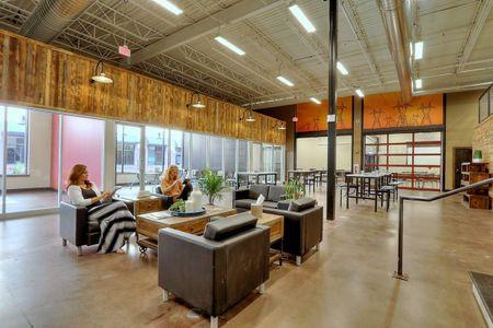 Gr d Collaborative Workspace - coworking space in Denver, Colorado