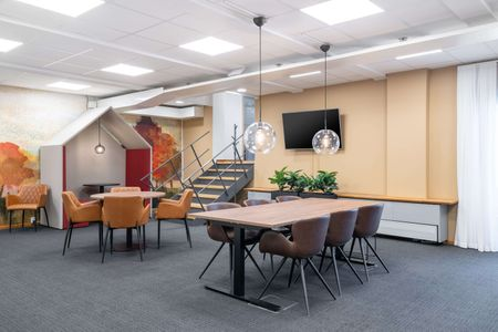 Regus Ringvagen - coworking space in Stockholm, Sweden