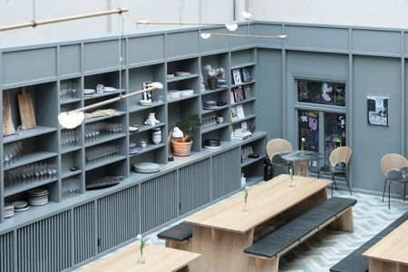 Alma - coworking space in Stockholm, Sweden