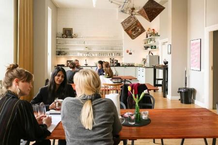 Helio Slottsbacken - coworking space in Stockholm, Sweden