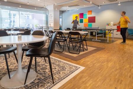 The Park Halsingegatan - coworking space in Stockholm, Sweden