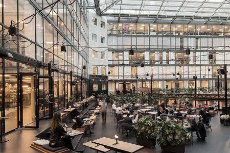 Epicenter Stockholm - coworking space in Stockholm, Sweden