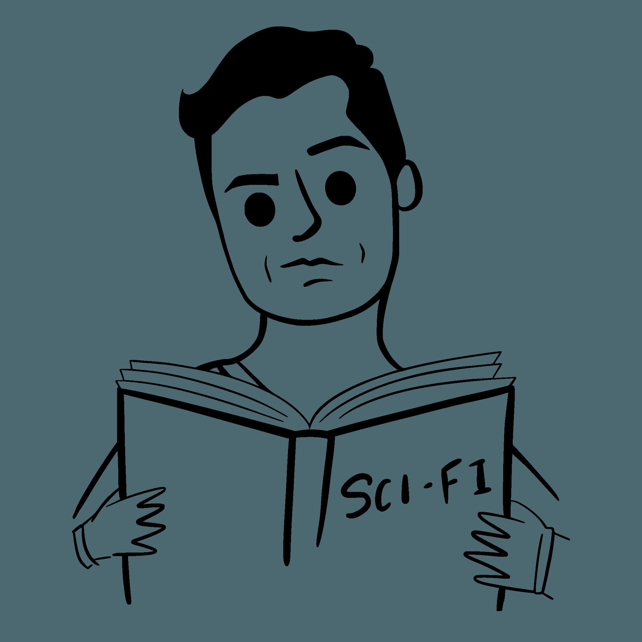 Illustration of Daniel Shepherd