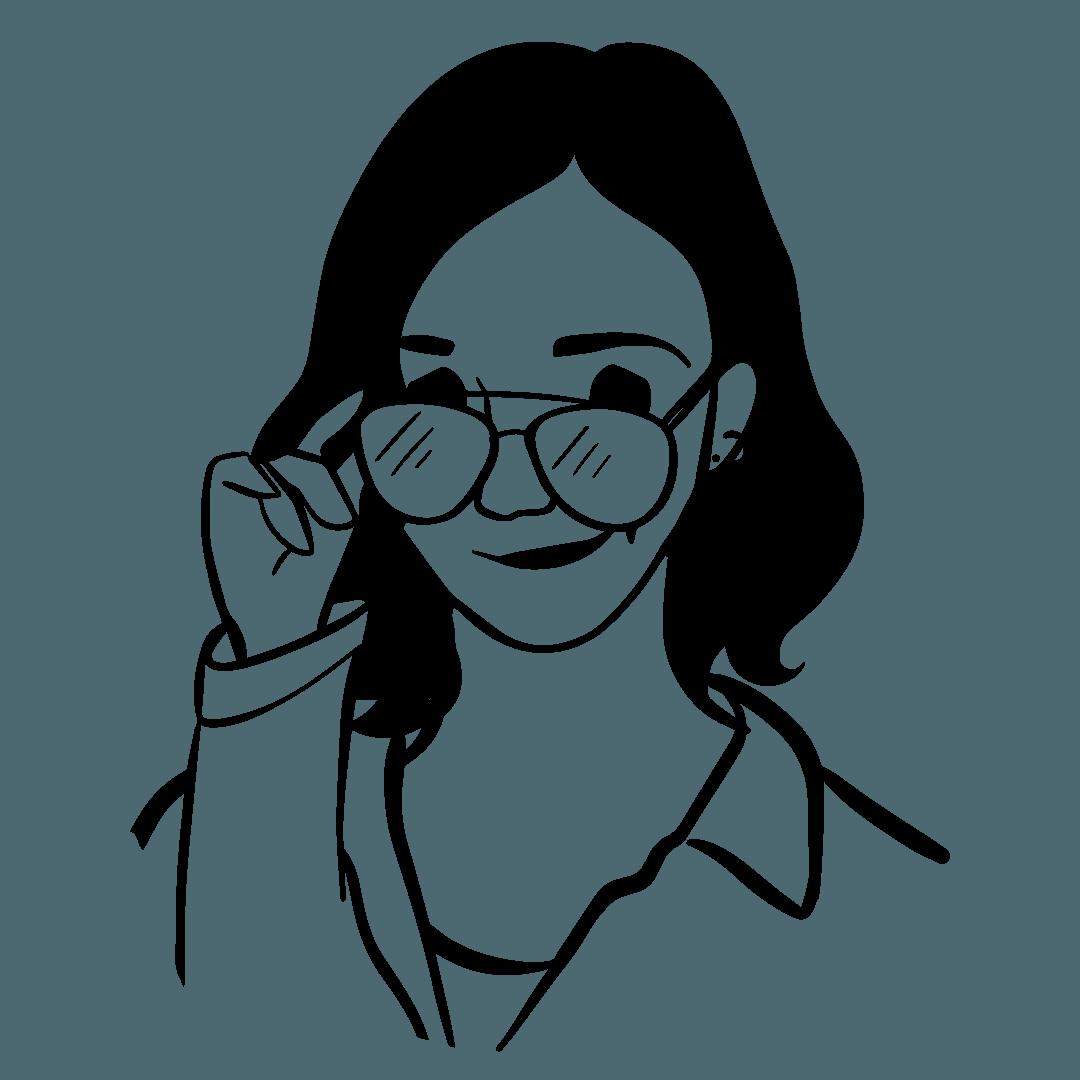 Illustration of Catherine Galovich