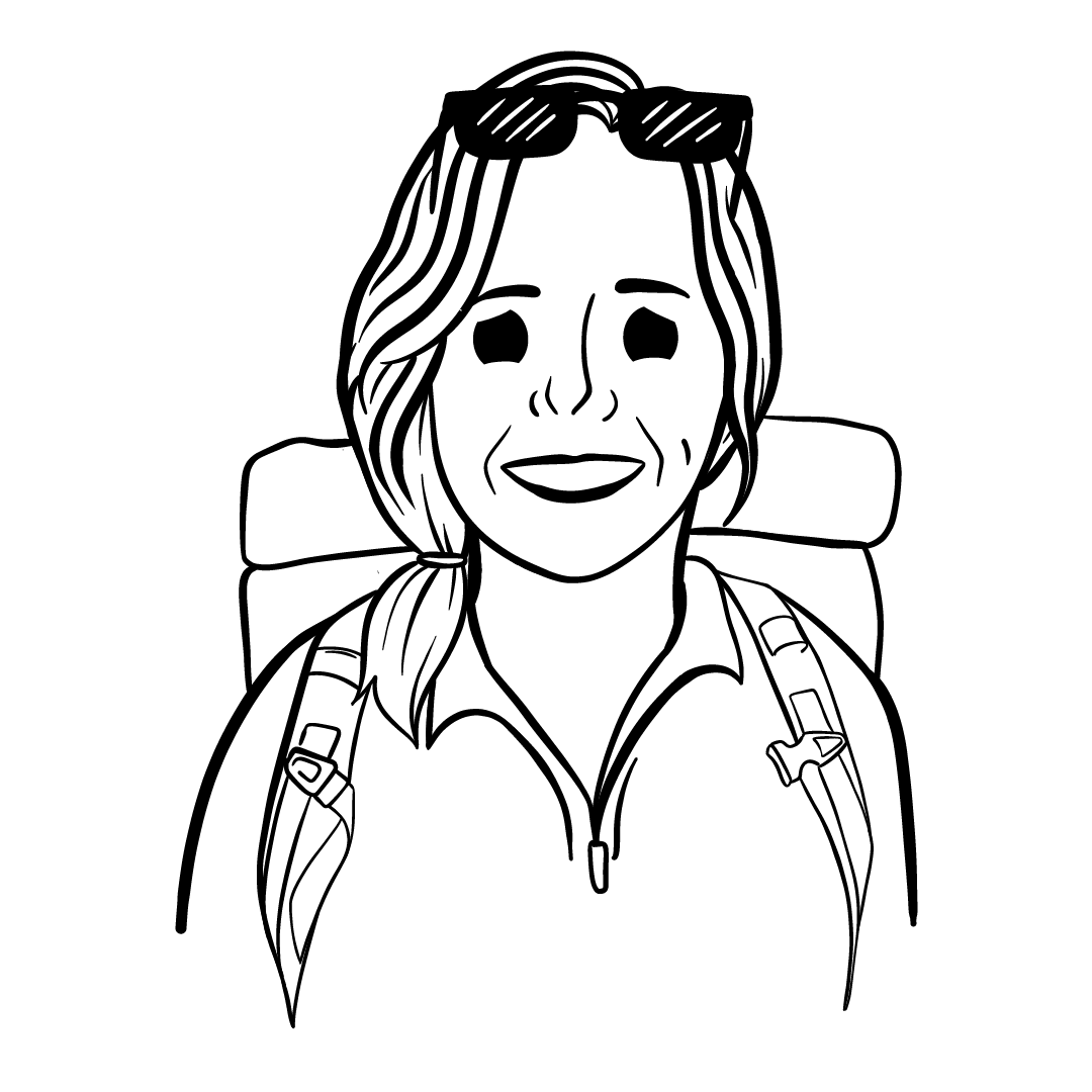 Illustration of Christie Breen