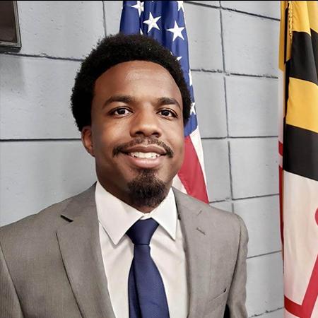 Mayor Colin Byrd, candidate for US Senate, MD.