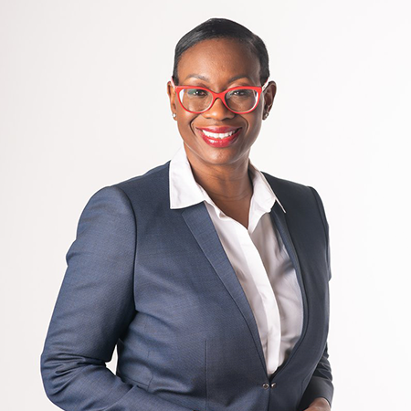 Nina Turner, candidate for US House, OH-11.