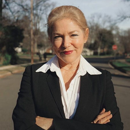 Ally Dalsimer, candidate for US House, VA-11..