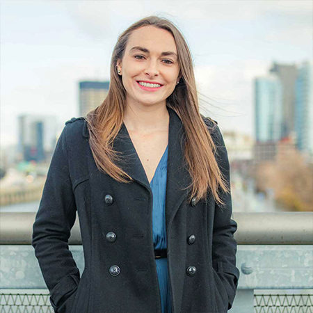 Alexandra Hunt, Candidate for US House in PA-3