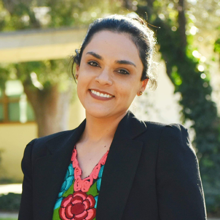 Angelica Dueñas, candidate for US House, CA-29.