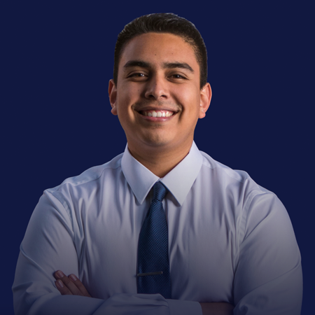Bryan Osorio, Candidate for US House in District 21.