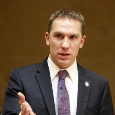 US Senate Candidate Chris Larsen