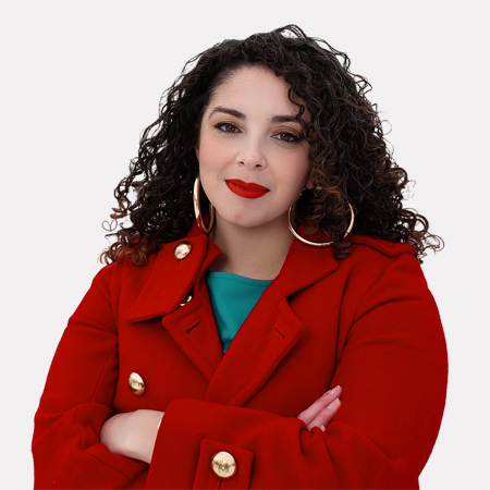 Brittany Ramos DeBarros, Candidate for US House in NY-11