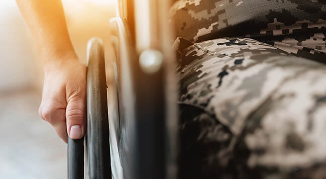 Veterans get quicker SSDI