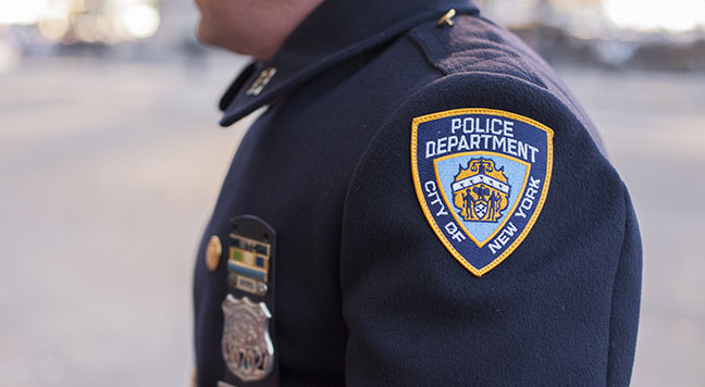 New York police learn about disabilities