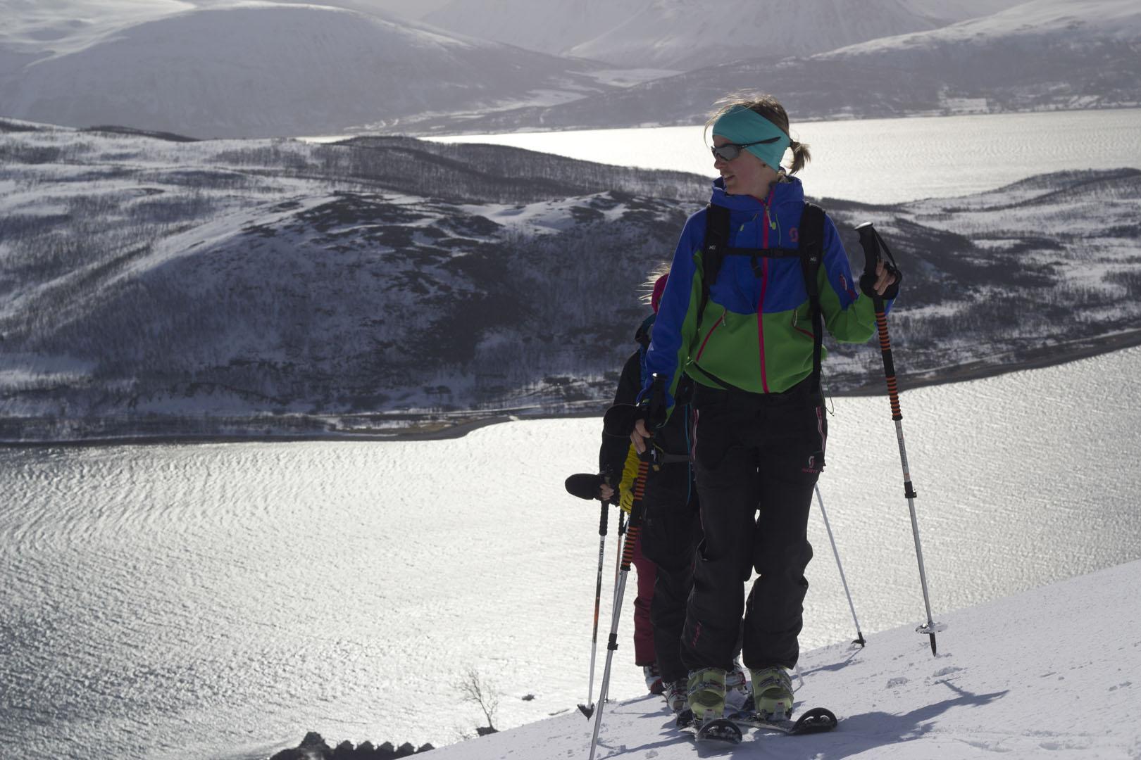 Topptur i øyriket Karlsøy - 005