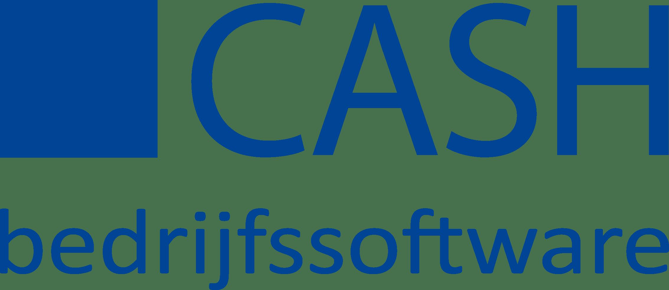 logo cash bedrijfssoftware