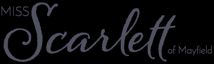 Miss Scarlett logo