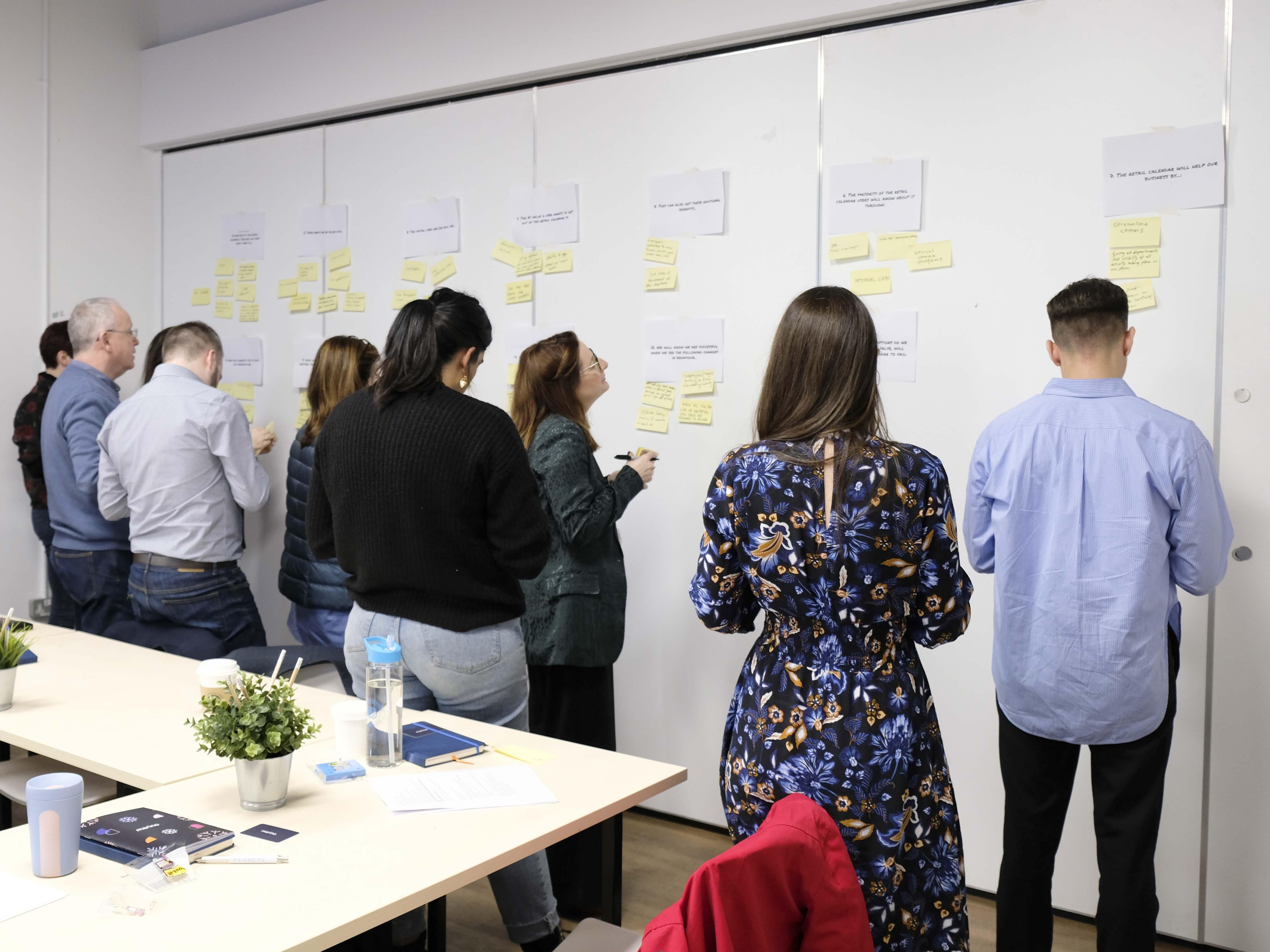 A Design Sprint Workshop