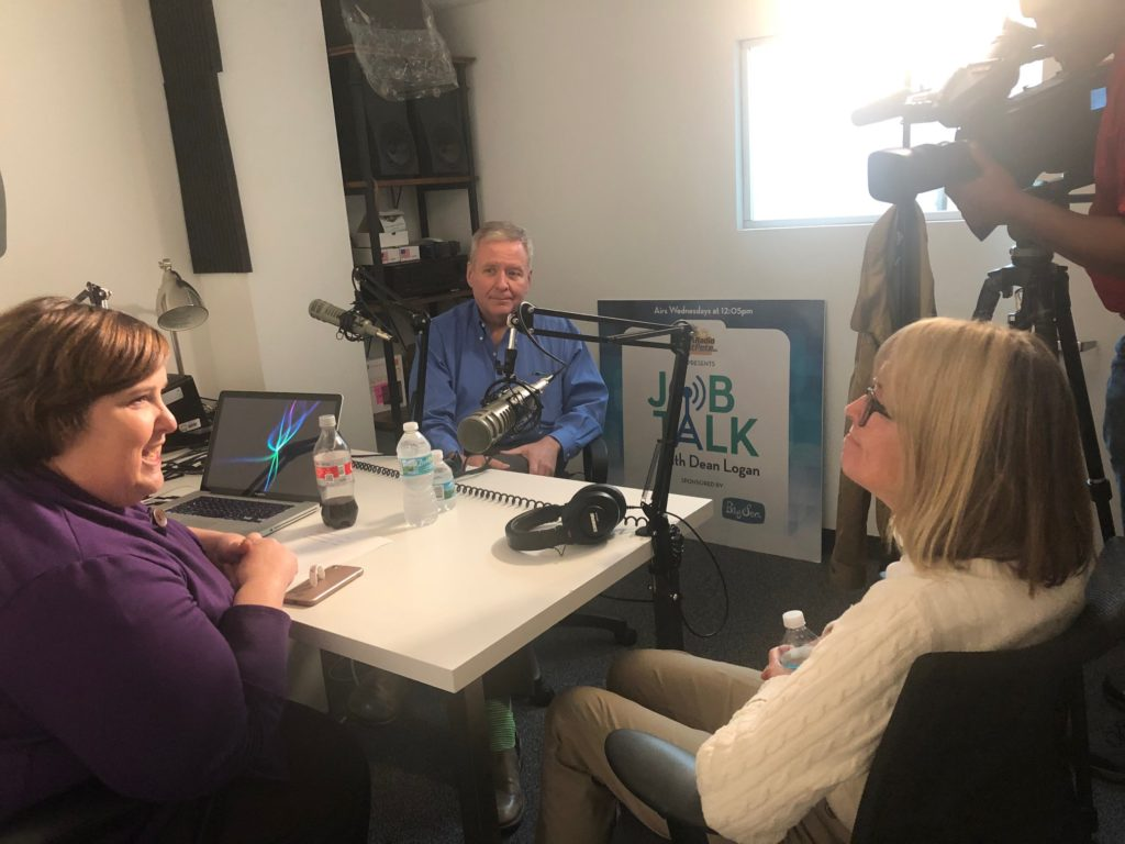 Inside the Innovation in the 'Burg podcast