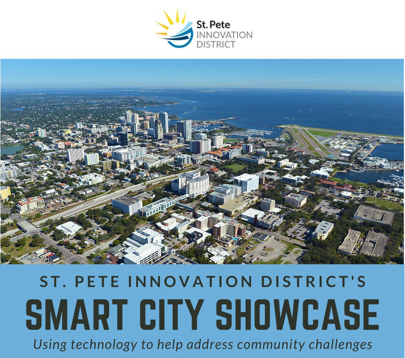 Flyer for Smart City Showcase