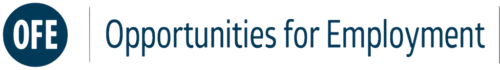 Opportunities for Employment Logo