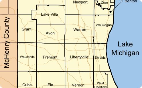 Aerial Tree Service Lake County, IL