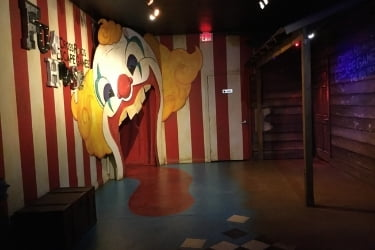 Fun House Room at Cross Roads Escape Room