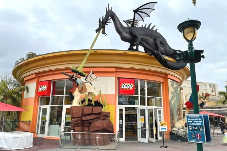 Downtown Disney® District Lego Store