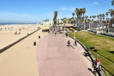Huntington Beach Boardwalk