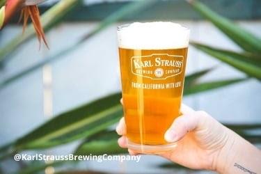 Karl Strauss Beer