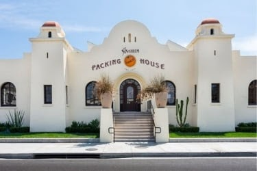 Anaheim Packing District Front Entrance