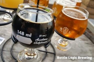 Bottle Logic Brewing Beers