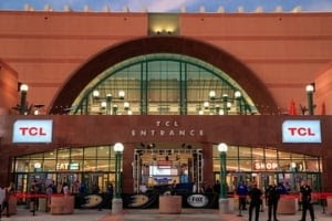 Main Entrance to Honda Center